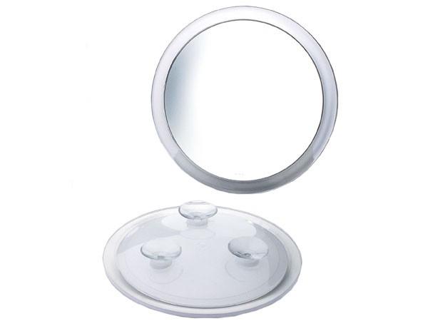 Espejo acr lico ventosa 5x aumentos for Espejo 20 aumentos